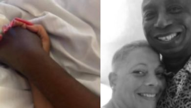 Photo of Zambian woman claims to be in bed with Regina Daniels' husband, Ned Nwoko in new photo