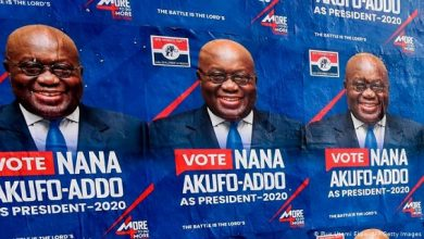 Photo of President Akufo-Addo wins Ghanaian election for second term in office