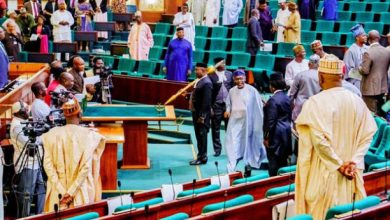 Photo of Breaking: NASS Postpones Resumption