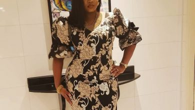 Photo of Rita Dominic Unveils The Face Of Her New Lover (Photo)