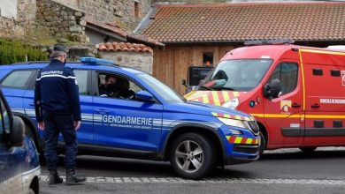 Photo of Three police officers shot dead in remote French village