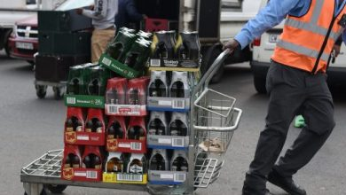 Photo of South Africa may ban alcohol as virus cases breach 1million