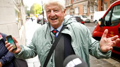 Photo of Boris Johnson's father seeks French citizenship