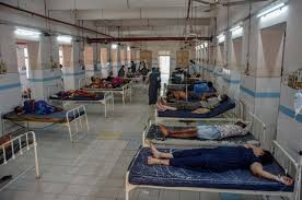 Photo of Mysterious illness hits India, 1 dead over 300 hospitalised