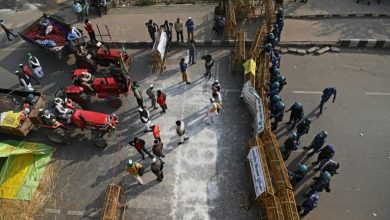 Photo of India meets with farmers days after Delhi protests