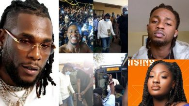 Photo of Burna Boy, Olamide, others call for release of Omah Lay, Tems