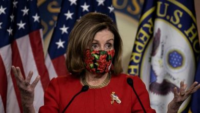 """Photo of """"The door is open"""" for bipartisan cooperation on infrastructure bill, says Pelosi"""