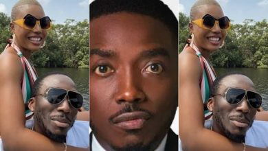 Photo of Bovi on a Boat Ride with Actress Nancy Isime (Video)