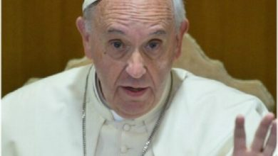 Photo of Put An End To All These Bloodsheds – Pope Francis Cautions Buhari