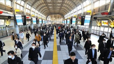 Photo of Tokyo cases hit record amid government criticism