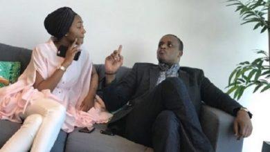 Photo of Buhari's Daughter, Zahra Celebrates Husband on His Birthday (Photo)