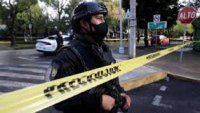 Photo of 5 shot dead in rare Mexico City attack