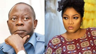 Photo of Omotola Jalade reacts to reports that she is dating Adams Oshiomole