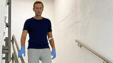 Photo of Navalny, anticipating arrest, planned protests to force Kremlin to release him says ally