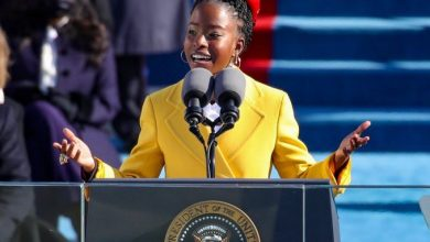 Photo of Amanda Gorman emerges youngest poet in US history to read at presidential inauguration