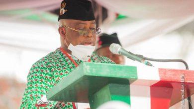 Photo of Breaking: PDP Chairman, Ekpenyong Dies of COVID-19