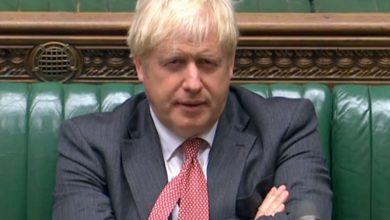 Photo of UK PM, Boris Johnson orders new coronavirus lockdown for England
