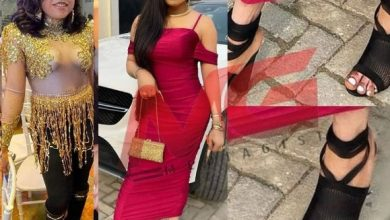 Photo of Bobrisky Trolled Online As Dark Spots Is Seen on His Legs (Photos)