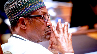Photo of President Buhari Mourns Death of Ex-Minister, Momoh