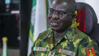 Photo of How Arms Acquired Under Buratai from $1billion Fund Were Stolen By Boko Haram