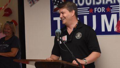 Photo of Covid-19: Memorial held for congressman-elect Luke Letlow