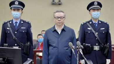 Photo of Former head of China state asset firm sentenced to death