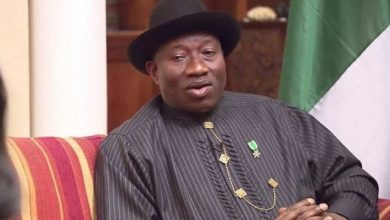 Photo of Goodluck Jonathan Reacts to Idriss Deby's Death