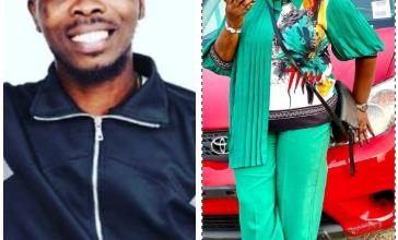 Photo of Ijebu: Comic actor, Olatayo Amokade gifts wife a vehicle