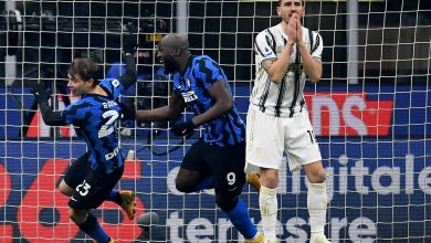 Photo of Inter Milan beat Juventus to go top in Serie A