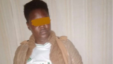 Photo of Kenyan woman steals newborn after convincing husband she was pregnant