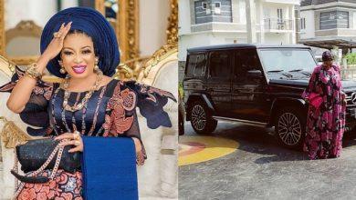 Photo of Liz Anjorin acquires Mercedes G-wagon