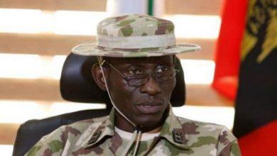 Photo of Defense Denies News of Release Of Chibok Girls In Borno