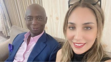 Photo of Ned Nwoko celebrates Moroccan wife on her 30th birthday