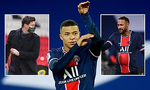 Photo of PSG beat Montpellier, open three-point lead in Ligue 1