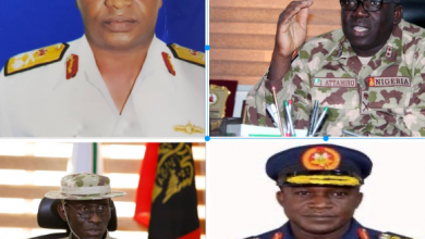 Photo of Profile of New Service Chiefs Appointed By Buhari