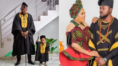 Photo of Toyin Abraham celebrates husband on his birthday
