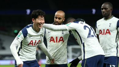 Photo of Tottenham Hotspur book spot in League Cup final, to meet City or United