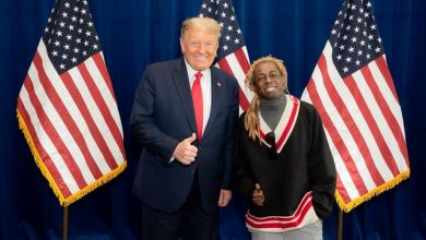 Photo of Rapper Lil Wayne Finally, Thanks Donald Trump for His Pardon