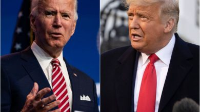 Photo of Covid vaccine claims: Joe Biden is either lying or 'mentally gone' says Donald Trump