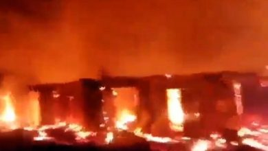 Photo of Kano: Fire Guts INEC's Data Centre
