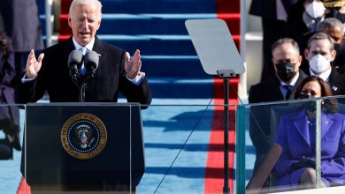 Photo of President Joe Biden Inauguration Speech (Full Text)