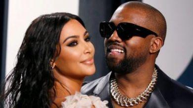 Photo of Kim Kardashian, West reportedly getting a divorce