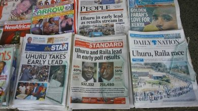 Photo of Latest Nigeria News Headlines for Today, Saturday, 27th March, 2021