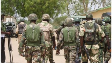 Photo of Benue: Troops Arrest Monarch, Recover Fire Arms from Palace