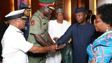 Photo of Breaking: Buhari Finally Sacks Service Chiefs