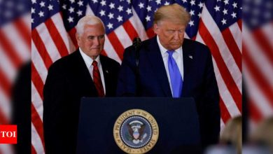 Photo of US Vice President Pence rejects invoking 25th Amendment to oust Trump