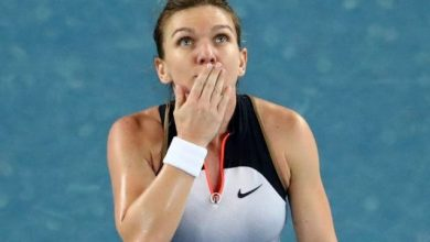 Photo of Australian Open: Halep wins five straight games to rally to victory