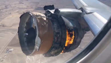 Photo of Boeing 777: Dozens grounded after Denver engine failure