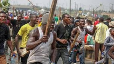 Photo of Shootings in Obalende as Lagos NURTW Rival Groups Clash