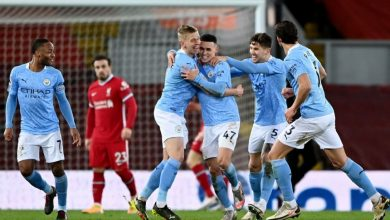 Photo of Manchester City thrash Liverpool to go five points clear in EPL